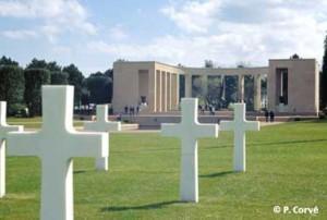 Immersion en anglais au cimetière américain de Caen