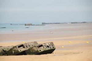 Immersion en anglais aux plages du débarquement